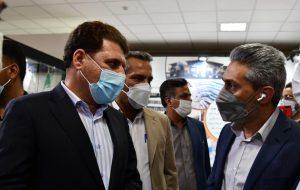 حضور فعال شرکت ماهان سیرجان در پنجمین نمایشگاه بینالمللی معدن و صنایع معدنی کرمان