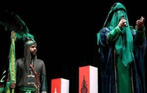 حضور وزیر فرهنگ و ارشاد اسلامی در سوگواره «زخم عتیق»