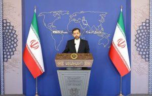 تبریک ایران به ملت و دولت عراق