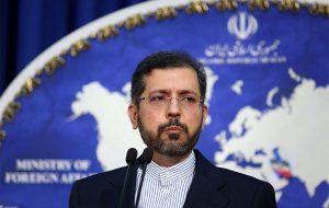 خطیبزاده: برخی نمیخواهند تهران و باکو روابط دوستانه داشته باشند