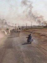داعش سربازان عراقی را به قتل رساند