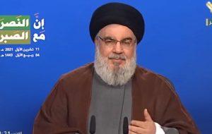 دبیرکل حزبالله:میزان استقبال از گازوئیل ایران بیش از حد انتظار بود