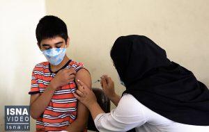 راهاندازی پایگاههای واکسیناسیون دانشآموزی در کشور از امروز