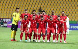 رکورد تاریخی تیم ملی فوتبال ایران با یک کراوت