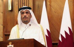 قطر: میانجیگری بین ایران و سایر کشورها به نفع ماست