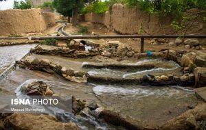 «نظام سنتی تقسیم آب» سمنان در انتظار جهانی شدن