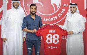هواداران العربی بازیکن استقلال را نمیخواهند!