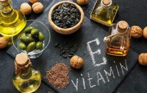 ۱۰ منبع خوراکی مهم ویتامین E