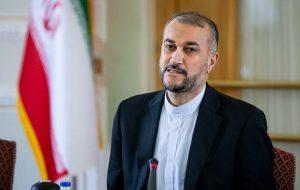 ببینید   واکنش وزیر امور خارجه به توهمات عجیب آذربایجان و ترکیه