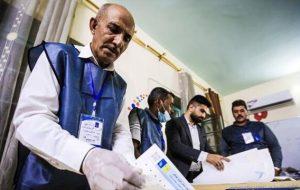 نتایج اولیه انتخابات پارلمانی عراق