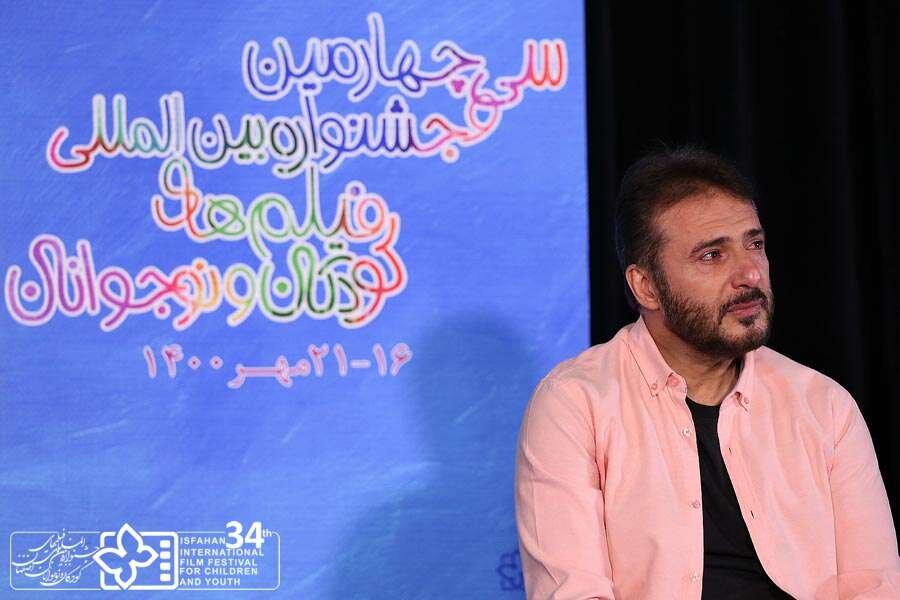 سیدجواد هاشمی: «شهر گربهها»، فیلمی سیاسی نیست