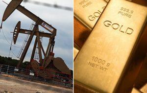 روند حرکت طلا و نفت معکوس شد