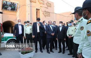 پای پلیس توریسم در بافت تاریخی یزد باز شد