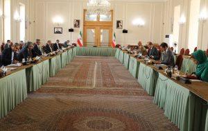 باقری کنی در دیدار مورا: ایران برای مذاکرهای که نتیجه آن ملموس باشد آماده است