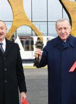 اردوغان: ارمنستان روابطش را با جمهوری آذربایجان اصلاح کند